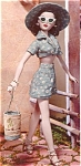 Click to view larger image of Ashton Drake Gene Fashion Doll Outfit SHORTS STORY (Image1)