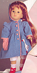 Click here to enlarge image and see more about item GOTZP1: GOTZ Doll PAT by Doll Artist Karin Heller