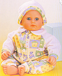 Click here to enlarge image and see more about item GOTZP5: Gotz Cookie Play Doll
