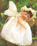 Click here to enlarge image and see more about item JCTBER2: Berenguer Little Angel Doll