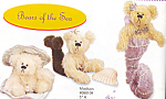 Knickerbocker Annette Funicello Mohair Teddy BEARS
