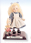 Click here to enlarge image and see more about item KRSCD1: Richard Simmons Childhood Dreams Figurine ALICE IN