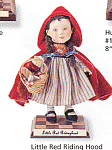 Click to view larger image of Richard Simmons Childhood Dreams LITTLE RED RIDING HOOD (Image1)