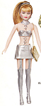 Click here to enlarge image and see more about item KWDD1: Knickerbocker Fashion Doll Willow in GO GO GIRL