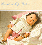 Click here to enlarge image and see more about item MD3: MIDDLETON DOLL BABY BLOSSOM