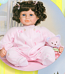 Click here to enlarge image and see more about item MPOD4: Molly P Original Doll OLIVIA