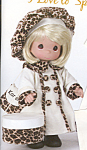 Click to view larger image of Precious Moments Doll I LOVE TO SPOT A BARGAIN (Image1)