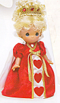 Click to view larger image of Precious Moments Doll You Are My QUEEN OF HEARTS (Image1)