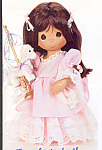 Precious Moments Doll Friends Make the World Go Round