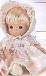 Click to view larger image of Precious Moments Collectible Vinyl Baby Doll Gentle (Image1)