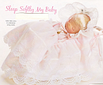Click here to enlarge image and see more about item PM8: Precious Moments Doll SLEEP SOFTLY MY BABY