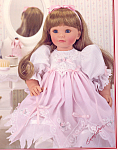 Click to view larger image of Susan Wakeen Collectible Doll ALLISON (Image1)
