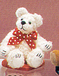 Click to view larger image of World of Miniature Bears Teddy Bear LAMBIE PIE (Image1)