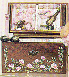 Click to view larger image of World of Miniature Bears Teddy Bear Pandoras Box (Image1)