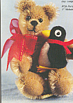 Click to view larger image of World of Miniature Bears Teddy Bear PERRY (Image1)