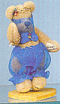 Click to view larger image of World of Miniature Bears Teddy Bear SOLAME (Image1)