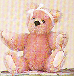 Click to view larger image of World of Miniature Bears Teddy Bear VANESSA (Image1)
