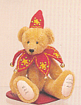 Click to view larger image of World of Miniature Bears Mohair Teddy Bear WALDO (Image1)