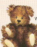 Click to view larger image of World of Miniature Bears Teddy Bear WINSTON (Image1)