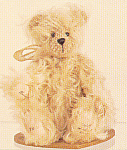 World of Miniature Bears Mohair Teddy Bear Blondie