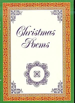 Christmas Poems, Prayers, Spirituals for Season (Image1)