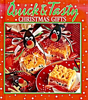 Quick & Tasty Christmas Gifts, HB, Gift Recipes, Crafts, Memories in Making! (Image1)