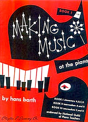 Making Music at the Piano - Barth - Book 1 (Image1)