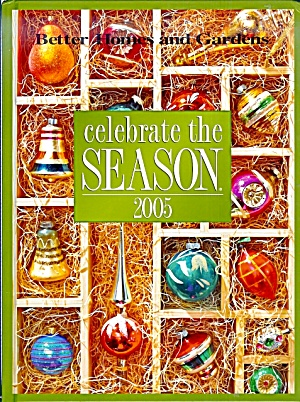 Celebrate The Season 2005, Better Homes And Gardens