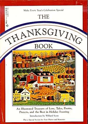 The Thanksgiving Book (Image1)