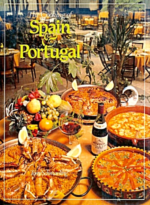 Cooking Of Spain And Portugal: Recipes. Photos