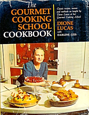 Gourmet Cooking School Cookbook (Image1)