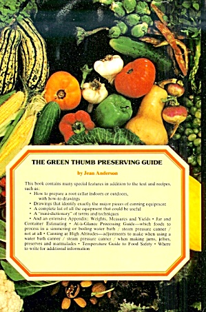 Green Thumb Preserving Guide (Image1)