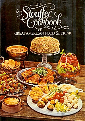 Stouffer Cookbook of Great American Food and Drink, Stouffer Corp.Recipe Files  (Image1)
