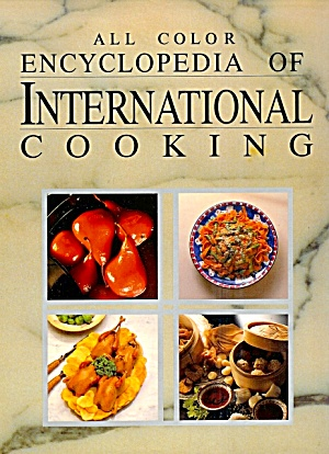 All Color Encyclopedia of International Cooking (Image1)