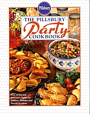 Pillsbury Party Cookbook (Image1)