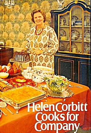Helen Corbitt Cooks for Company: Receptions, Formal Dinners, Holidays (Image1)