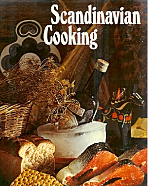 Scandinavian Cooking:  'Round the World Cooking Library (Image1)