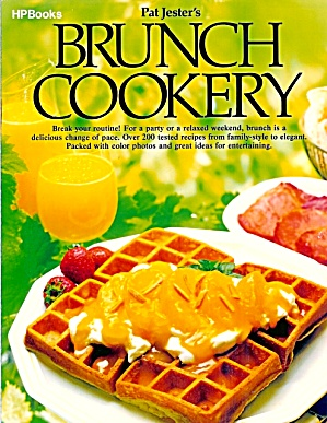 Brunch Cookery: Break Your Routine!   (Image1)