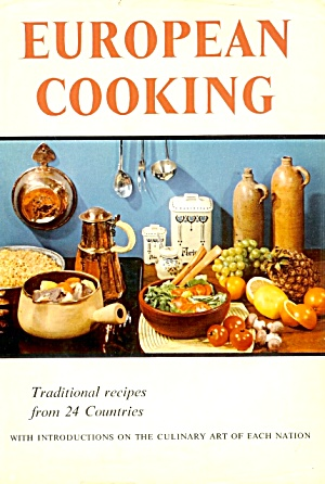 European Cooking: Traditional Recipes from 24 Nations (Image1)