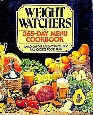 Weight Watchers 365-day Menu Cookbook