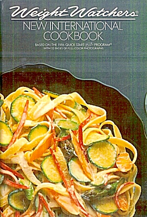 Weight Watchers New International Cookbook (Image1)