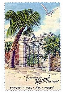 SOUTH CAROLINA: Henry's Fine Foods, Charleston (Image1)