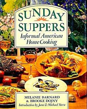 Sunday Suppers: Informal American Home Cooking (Image1)