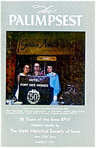 Iowa Bpw Organization - 50th Anniversary