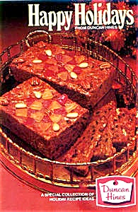 Duncan Hines Holiday Cookbook (Image1)
