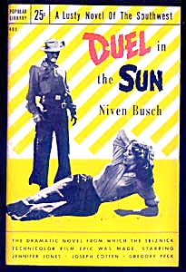 Niven Busch, Duel In The Sun