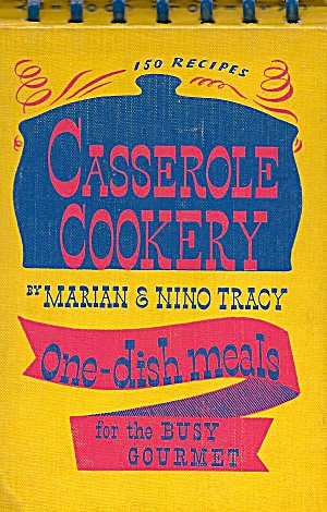 1945 Casserole Cookery, One-Dish Meals (Image1)