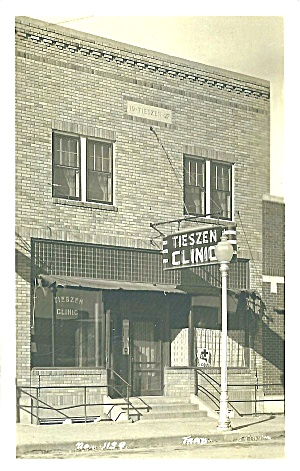Renowned Tieszen Chiropractic Clinic, Marion Sd. Rppc