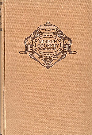 Modern Cookery, Illustrated, Lydia Chatterton, War-Time Recipes (Image1)