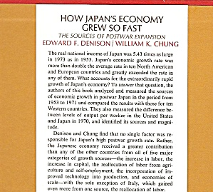 How Japan's Economy Grew So Fast Post Wwii